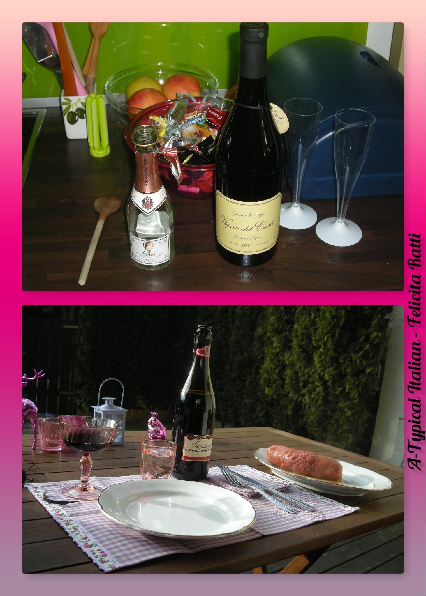 Italian American Austrian Modenese New Year
