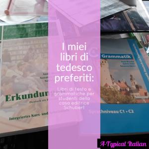 Libri di tedesco, grammatica tedesca